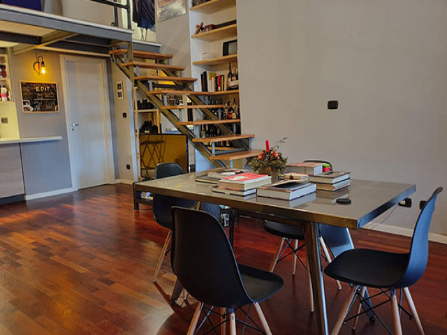 75 Via S. Giovanni Bosco, Torino, Piemonte, 1 Camera da Letto Stanze da Letto, ,1 BagnoBathrooms,Loft,Vendita,Via S. Giovanni Bosco,1039